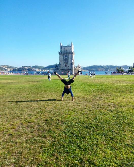 Cinardo Paolo, Torre Belem, Lisbona, Portogallo